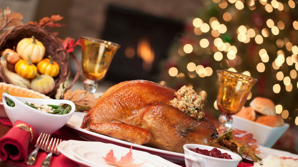 12 Of People In Scotland Eat Christmas Dinner On The Sofa
