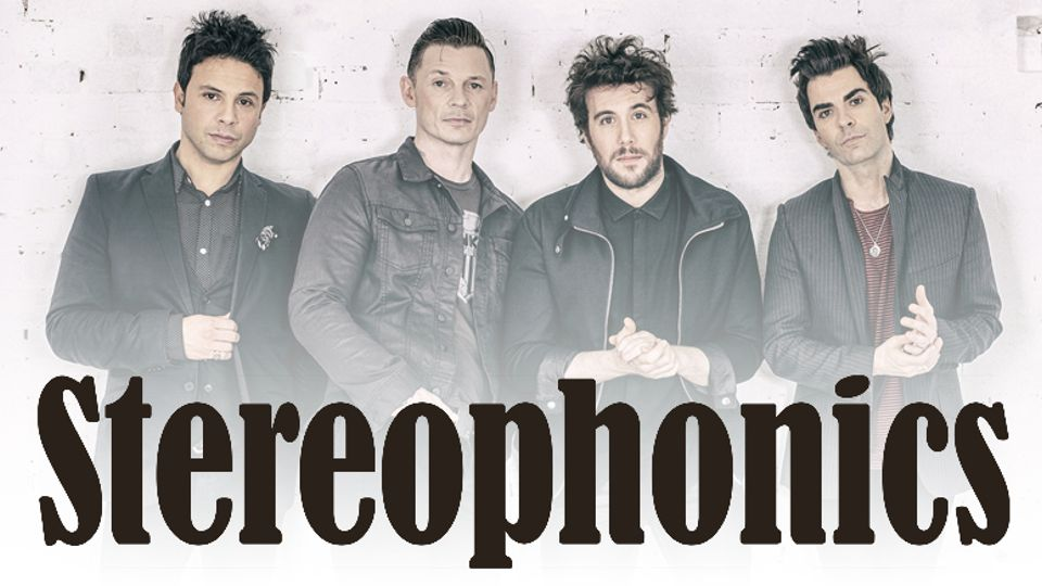 Stereophonics Tour  Uk