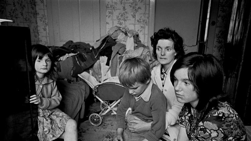 GALLERY: Images of life in 1960s slums shown for first time in Glasgow
