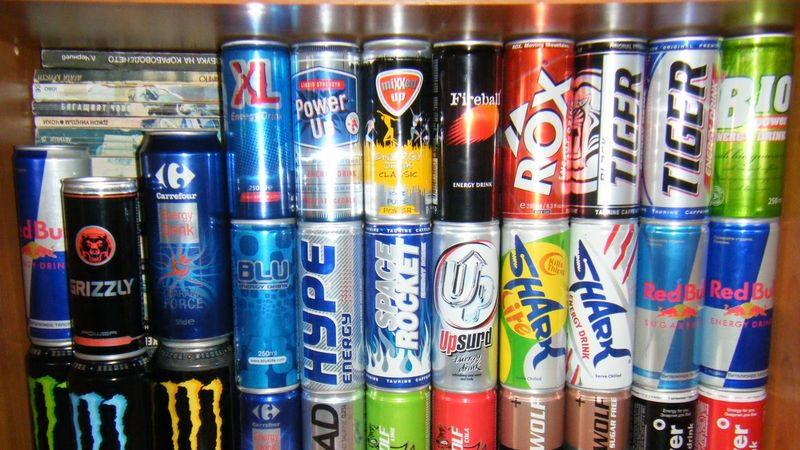 energy drinks research