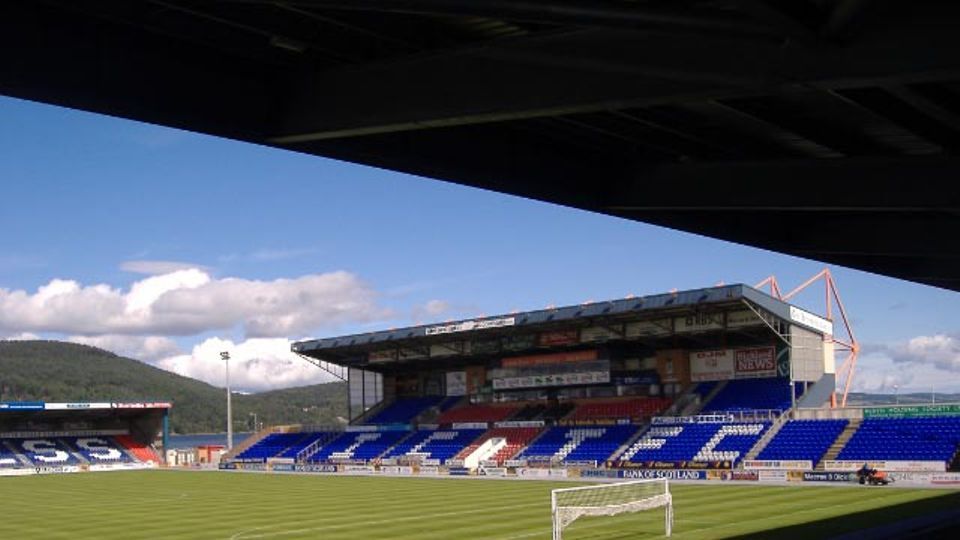 Inverness CT 7 - 0 Arbroath | Local News - MFR