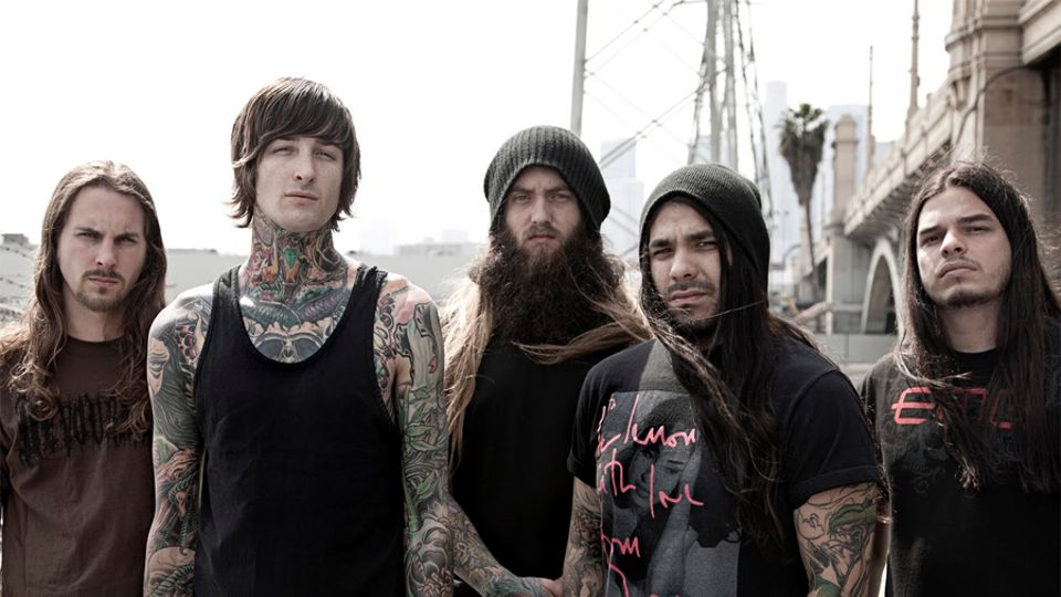 Suicide Silence To Release Mitch Lucker Memorial Show CD ...